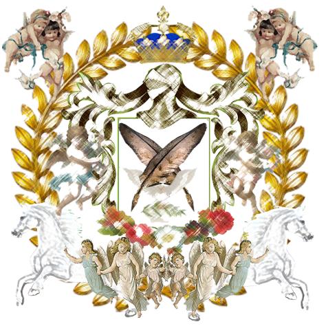 2 La Pluma de Eternidad Caballero Blanco 6 querubines (9)
