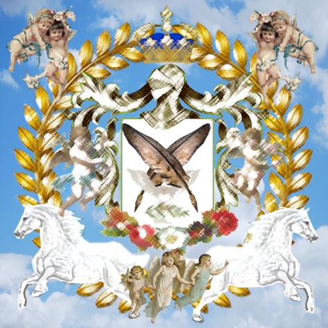 6 La Pluma de Eternidad Caballero Celestial 3 querubines (6)