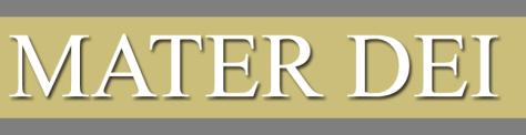 La Pluma de Eternidad MATER-DEI-I