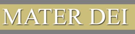 777 La Pluma de Eternidad - Mater-Dei-La-Madre-de-Dios VII etiqueta