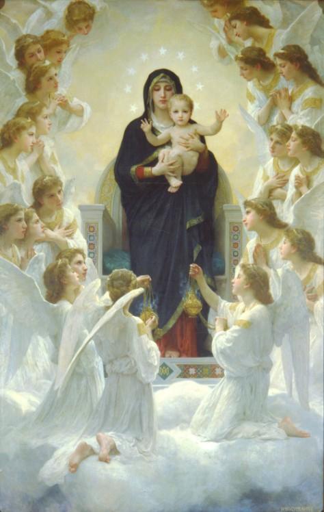 La Pluma De Eternidad- Mater Dei La Madre de Dios VII