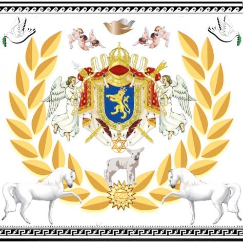 Blason de Votre Altesse Principe Jose Maria Chavira MS Adagio 1 Nome de Plume JCANGELCRAFT