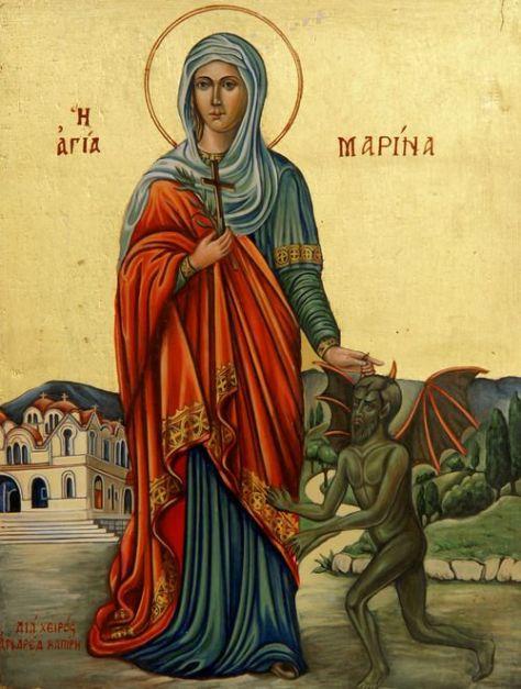 Margaret the Virgin