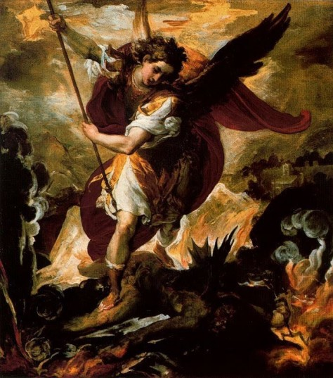 and-there-was-war-in-heaven-and-michael-slayed-lucifer-before-the-angelic-host-and-through-him-into-the-bottomless-pit-from-where-no-angel-can-escape-francesco-maffei-italian-ca-1605