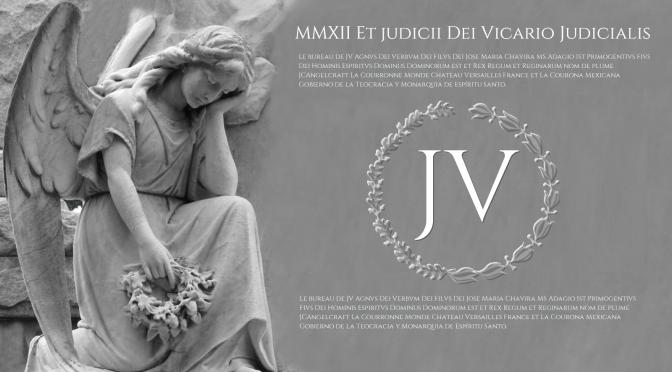 JV MMXII JUDICII DEI: 24 de marzo de 2014 Un Cosmologia de muchos