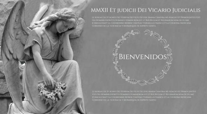 Renacimiento y Juicio MMXII ORBIS TERRARUM JV MMXII JUDICII DEI: